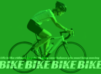 Triathlon posters - Bike