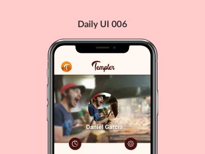 Daily UI 006
