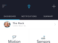 Connected home ui 1