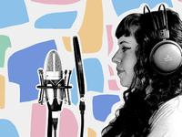Podcasts Blog Illustration
