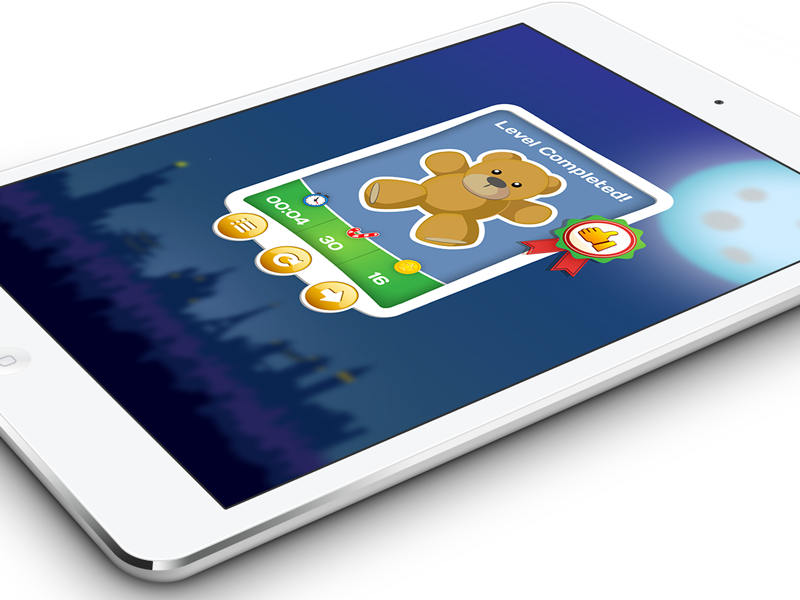 Box Toys game UI interface ui character illustration vector ipad iphone android ios game app design