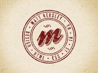 Mk Logo Mark V2