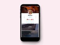 Daily UI #006_User Profile