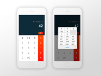 Daily UI #004_Calculator