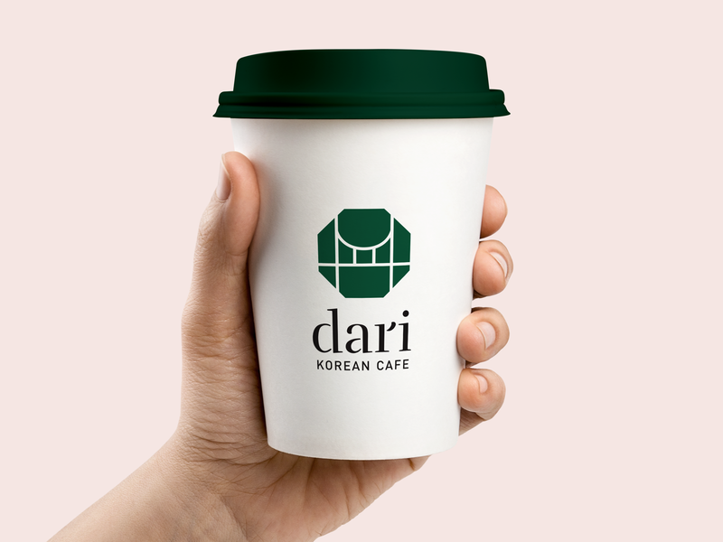 Coffee Cup Mockup graphic design brand and identity