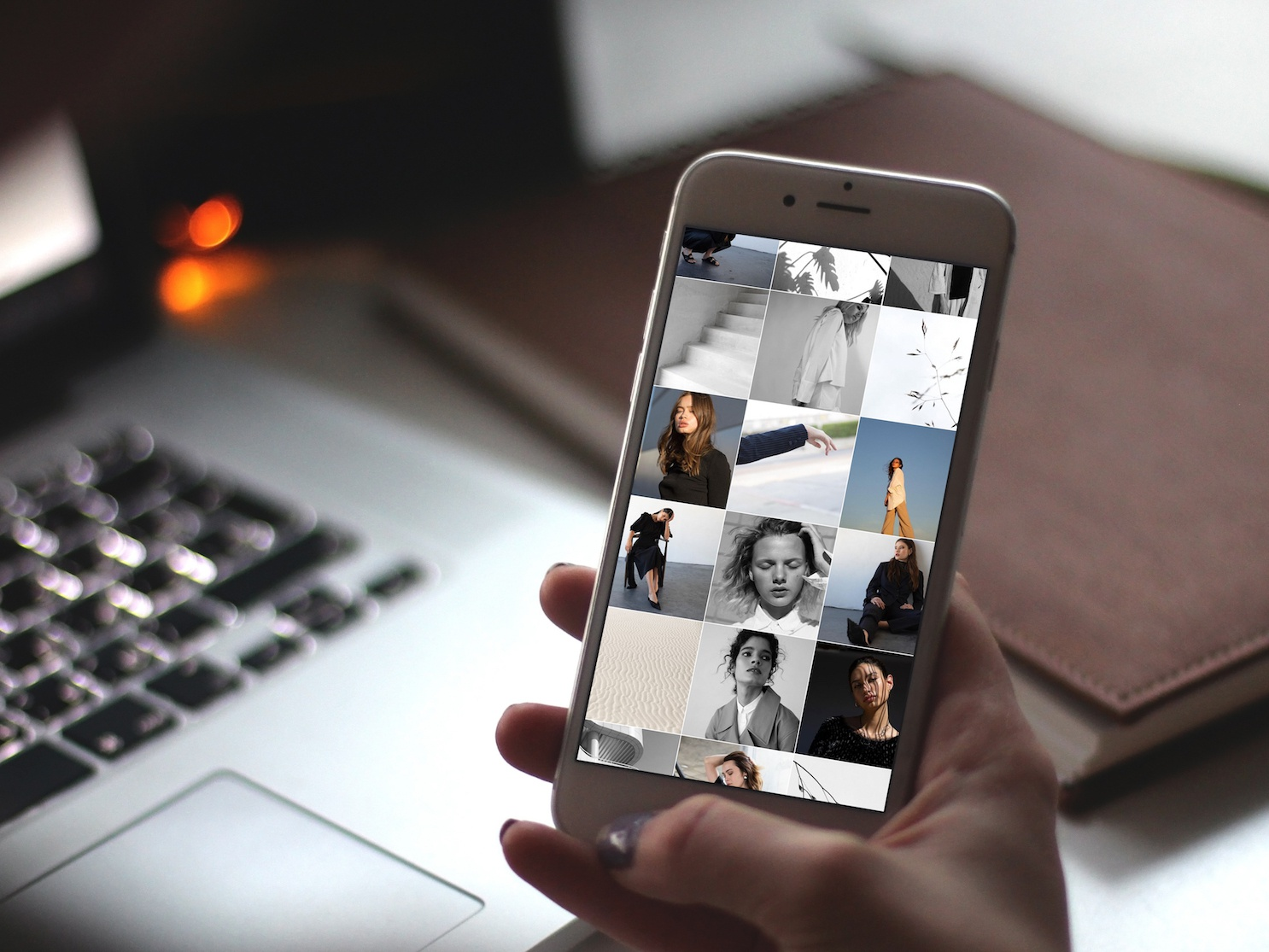 Content Curation Photography content management content creation