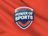 Power of Sports Visual Identity