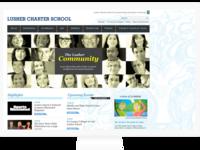 Lusher School Site Redesign