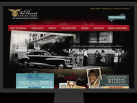 The Roosevelt Hotel New Orleans Site Design