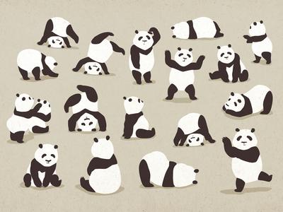 Pandas party