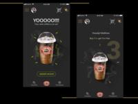 Loyalty Application app design app design ui uxui