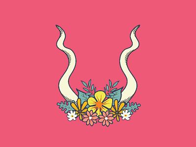 Horns graphic artist illustrator design illustration graphic graphic  design inspiration