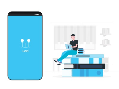 Levi- UI Design design inspiration ui