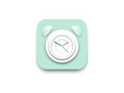 Alarm Icon icon set icon design illustration timer time clock alarm clock alarm iconset icons design app icon
