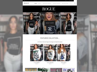 Gone Rogue Clothing - Clothing Brand - E-commerce