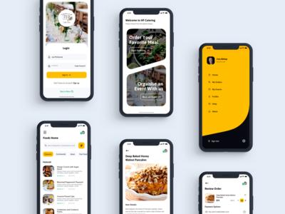HF - Food App