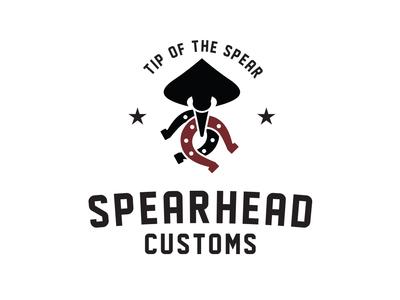 Spearhead Customs Logo