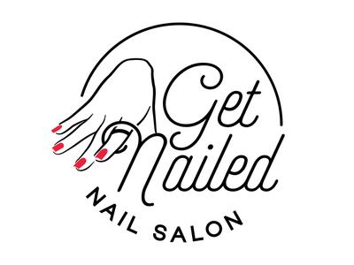 Get Nailed Logo
