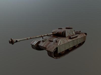 PzKpfw V pzkpfw v pzkpfw v world of tanks 3dtank 3d art 3dcoat pantera tank cinema4d иллюстрация дизайн vector