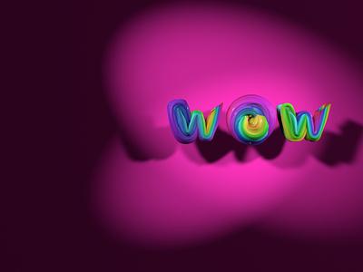 WOW web design wow branding брендинг figma cinema4d illustration logo иллюстрация design дизайн vector