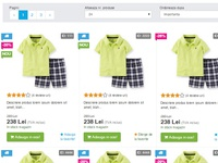 new UI for e-commerce soft