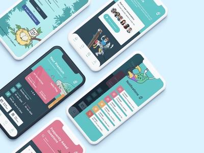 Insurance - mobile app