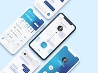 Social mobile payment app