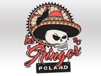 Los Gringos BC - Logo