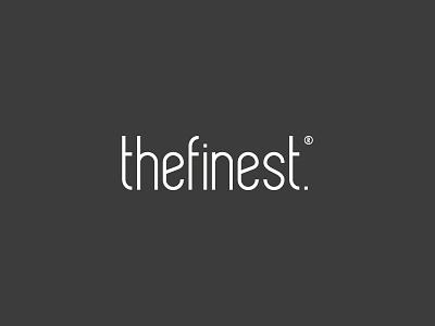 thefinest illustrator cloth shirt 2d vector ci logo