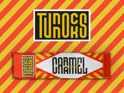 Tunnocks Caramel Rebrand Concept