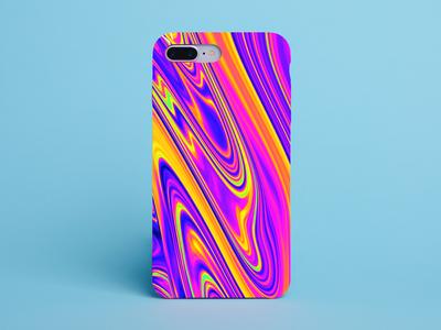 Liquid Phonecase Design