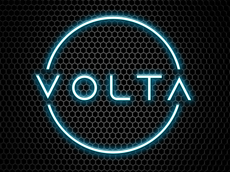 VOLTA logo - Electric Car branding electric vehicle brand strategy branding and identity volta renewable energy electric car branding concept branding design branding design