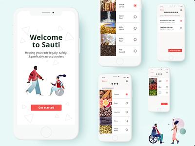 Sauti Data Bank Mobile