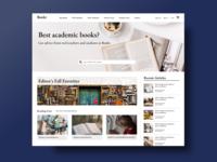 Bookr Landing Page