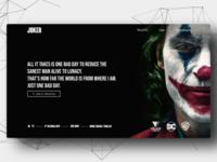 Joker 2019 - Fan Website