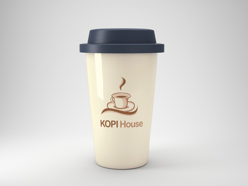 Kopi House Mockup 2 le designs vector typography photoshop minimal logo design logo illustrator illustration identity icon graphic design graphic flat design business card branding brand identity brand art