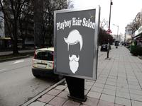 Playboy Hair Salon Mockup 3