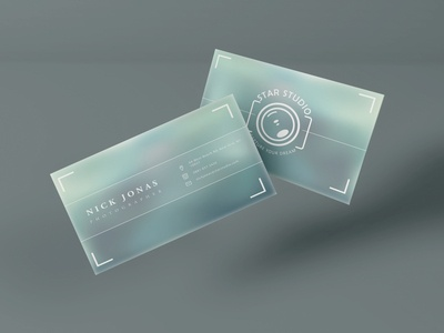 Star Studio Business Card