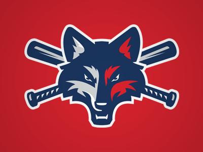 Los Coyotes mascot wolf baseball athletic team linz softball sports coyotes austria slavo kiss