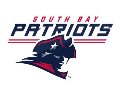 Patriots branding identity athletic team logo minutemen usa football sports patriots south bay slavo kiss
