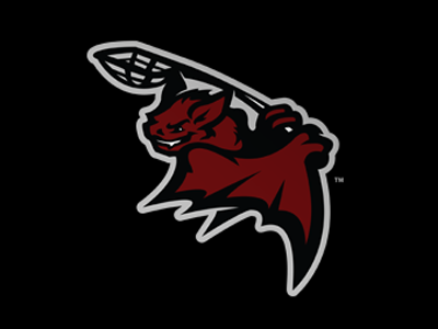 Bats Lax branding identity athletic team logo boxla batmen bratislava sports lacrosse bats slavo kiss