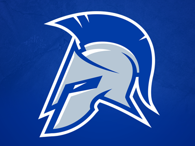 Warriors Brno trojans spartans helmet icon brno warriors club branding hockey sport identity logo slavo kiss