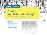 Venmo design lecture series