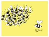 Bees with Attitude