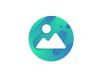 Duotone Effect Icon