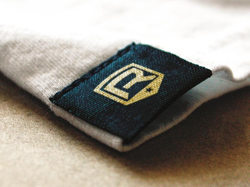 Unused logo concept mark icon r logo branding