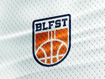 Belfast Basketball Logo