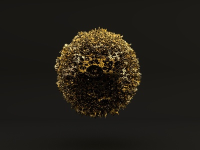 Gold Displacement 3