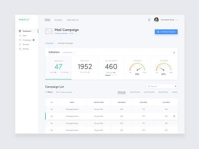 Dash ux statistics data admin system web app clean app design user interface mobile app interface ui dashboard