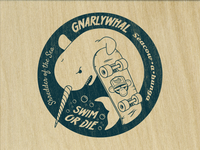Gnarlywhal Screen
